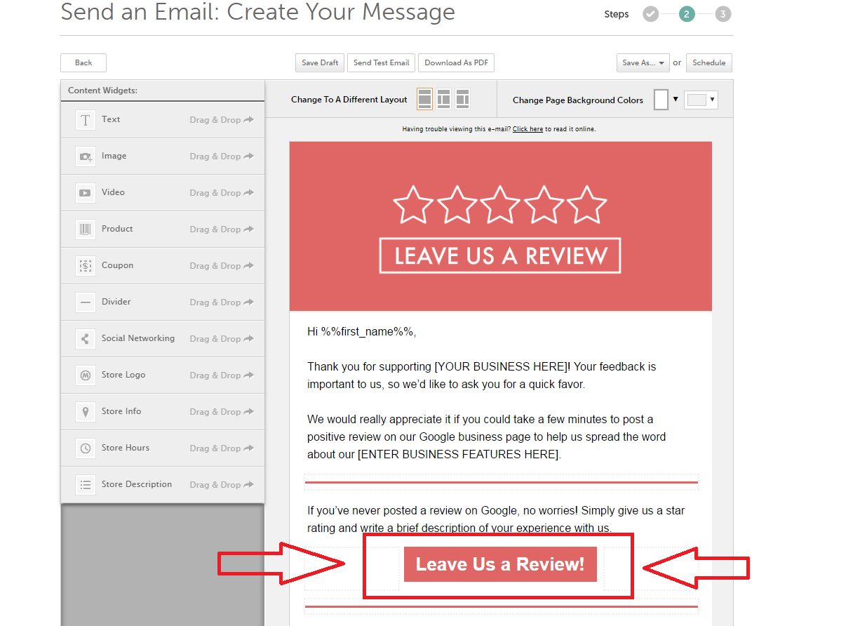 Google Review Email Templates Browse Help Topics